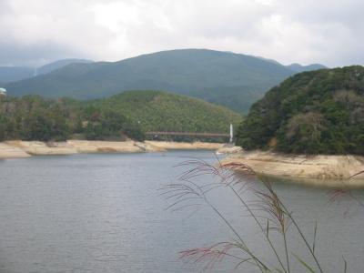 秋の北山湖