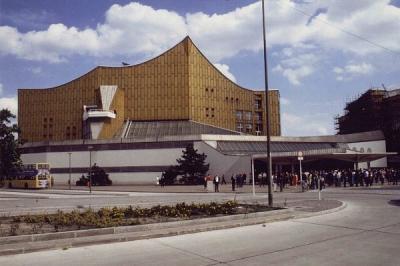 ヨーロッパ劇場見聞記・西ベルリン