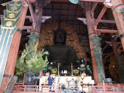 奈良公園周辺めぐり No.4東大寺編