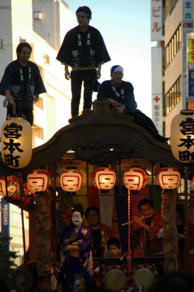 所沢まつり2006