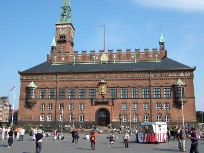 北欧+サンクトペテルブルグの旅? コペンハーゲン