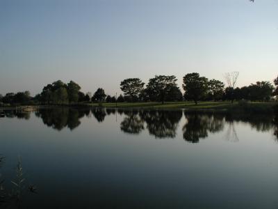 羽生市の水郷公園に