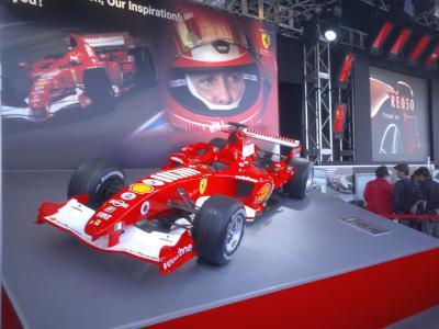 Formula 1 日本GP 2006年