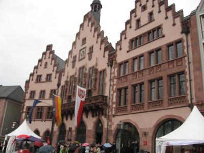 フランクフルト (ドイツ)経由 2006/05/13と2006/0520