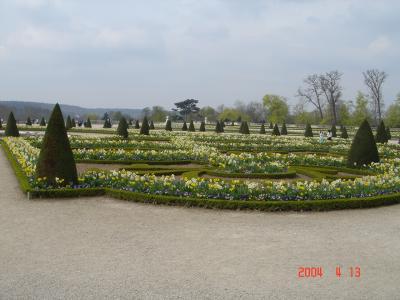 2004年フランス旅行記(その6)ヴェルサイユ