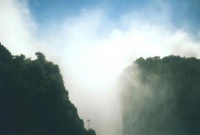 南部アフリカに来てビクトリアの滝を見ずして帰るなかれ その2
