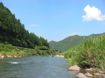 06年 9月 和歌山県清水温泉