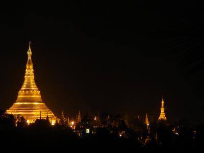 ?祈りの国 ミャンマー☆ 旧首都ヤンゴン編