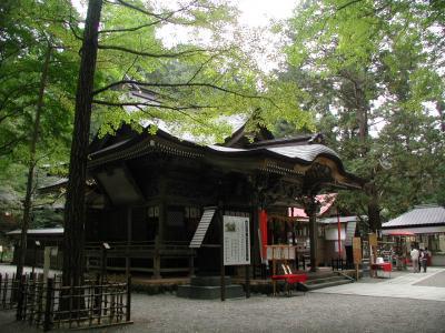 長瀞七草寺巡り・・・宝登山神社