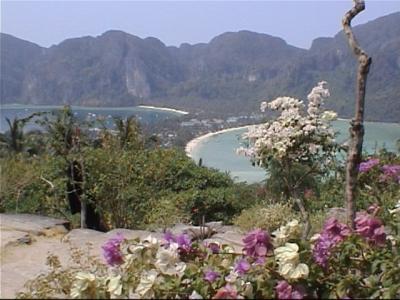 タイランド(ピピ島)