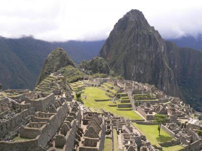 ▼[ペルー] マチュピチュ-Machu Picchu-