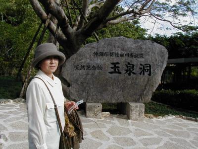 2002年新年の沖縄旅行(その2市内・南部−2)