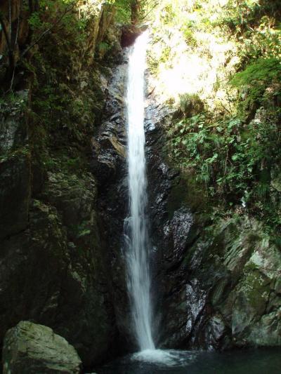 滝めぐりシリーズ2 独鈷の滝 兵庫県丹波市