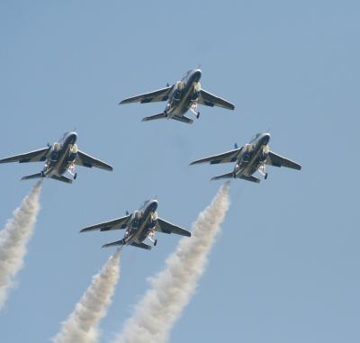 入間基地の航空ショー2006
