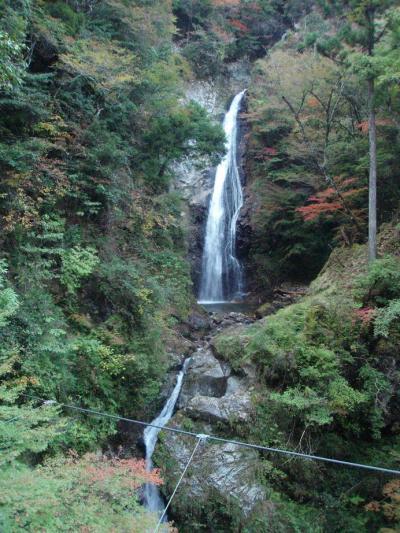 滝めぐりシリーズ4 原不動滝・兵庫県宍粟市 日本の滝100選