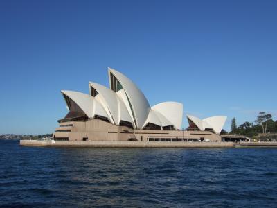 冬のシドニー