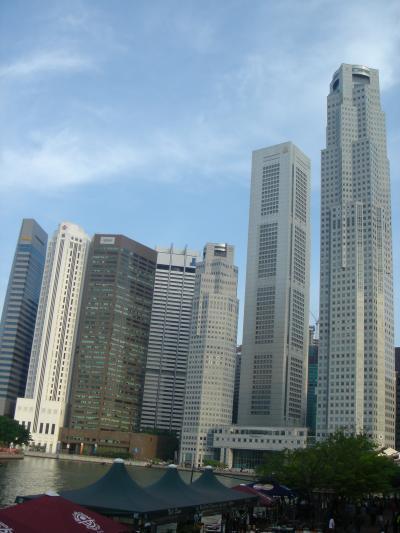 シンガポール散策
