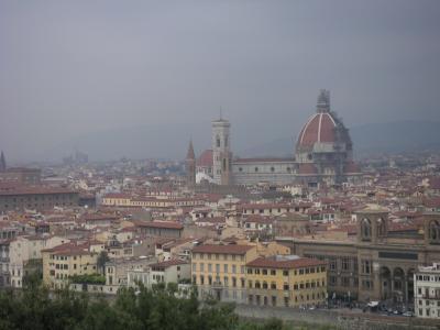 【イタリア−9都市周遊の旅?】4日目 フィレンツェ