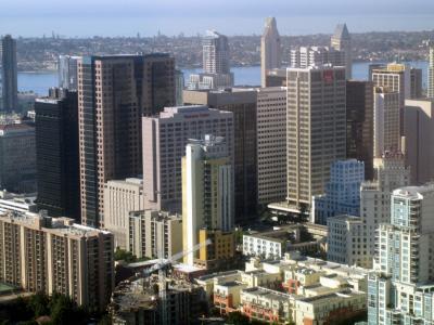 Above San Diego