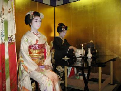 イギリス人と京都旅行 Day3 ~二条城周辺、祇園をどり~