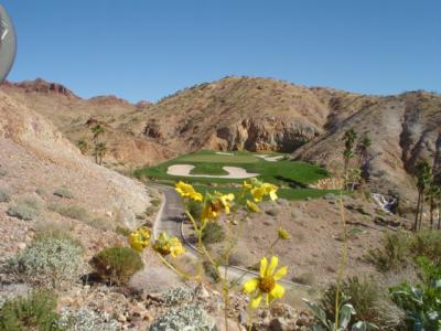 米国ラスベガス/ラスベガスのゴルフコース#1