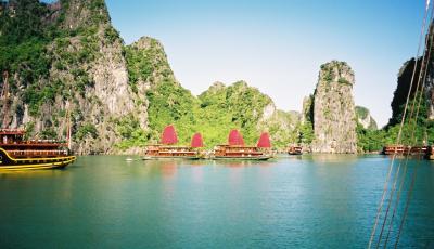 ドキドキのベトナム一人旅