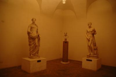 イタリア2005ローマ5アルテンプス宮殿