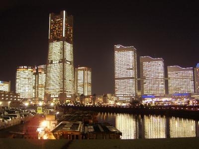 横浜クリスマスイルミネーション2006