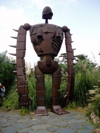 井の頭公園とジブリ美術館