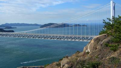 晴れの国 岡山(瀬戸大橋)