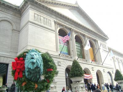 シカゴ博物館めぐり