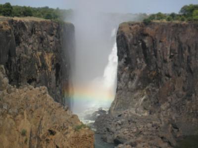 南部アフリカ旅行記1日目