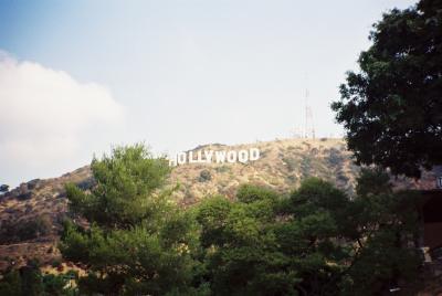 アメリカ 西海岸ドライブ(ロサンゼルス~サンフランシスコ)〔1999〕