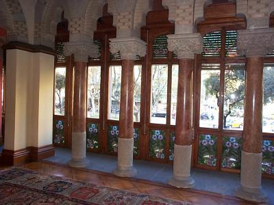 バルセロナ観光、バロ・ダ・クアドラス邸