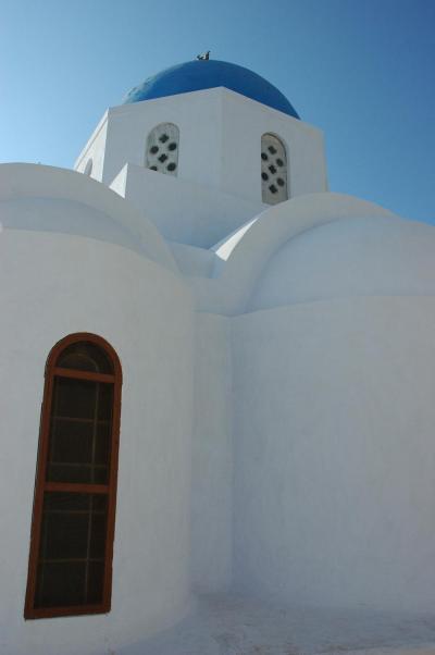 ギリシャ・サントリーニの旅2006.09.19-26[前編]