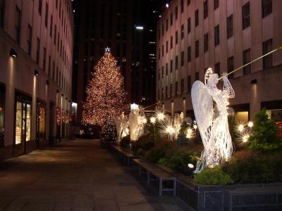 Illumination & Landmark in New York !