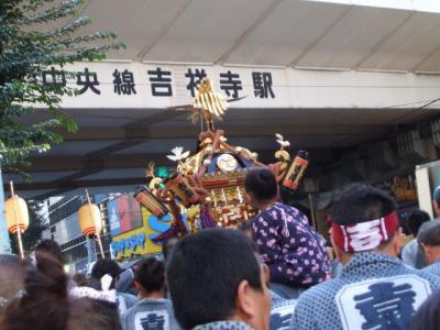 第34回吉祥寺秋祭り