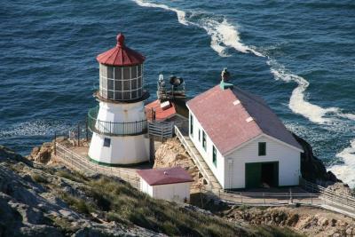 ポイント・レイズ国定海岸 Point Reyes National Seashore ☆サンフランシスコ・ベイエリア紀行(8)☆