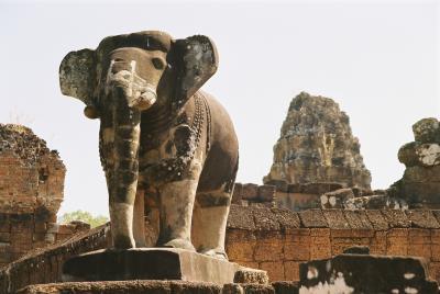 05. アンコール遺跡群も最後。Ta Kev、East Mebon、Ta Som、そしてAngkor Wat(再)