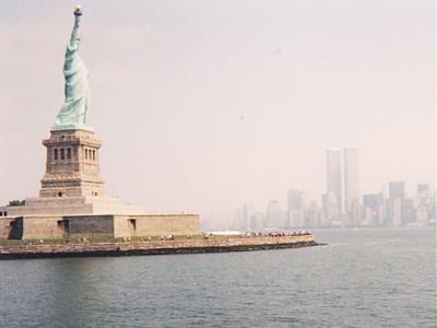 オヤジ3人の爆笑ニューヨーク旅行(2005年9月)