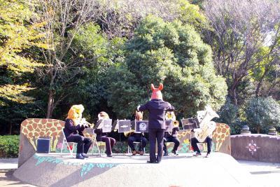 横浜金沢自然動物公園(06/11/18)