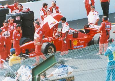 鈴鹿F1の思い出