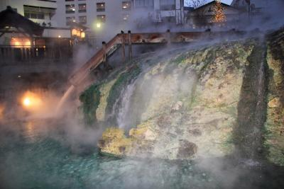 妻籠宿と草津温泉の旅