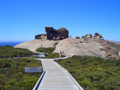アデレード→メルボルン(3) カンガルー島Flinders Chase国立公園編 2006年11月