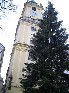 ☆☆ヨーロッパクリスマス市めぐりの旅 2006~スロバキア・ブラチスラバ編~☆☆
