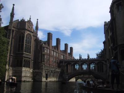 子供たちとケンブリッジを楽しむ!