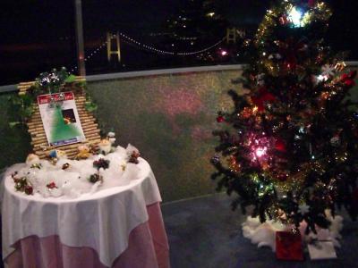 晴れの国 岡山(クリスマスデイナー2006)