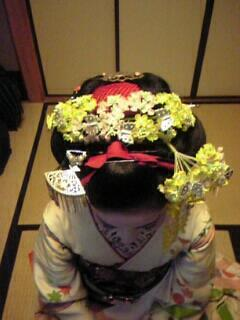 舞妓の君波@祇園