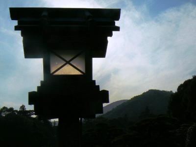 片瀬貴文の日記【2006.12.25】伊勢神宮暮詣で