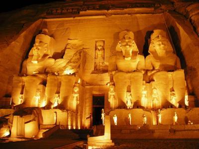 ★エジプト旅行?アブシンベル神殿★